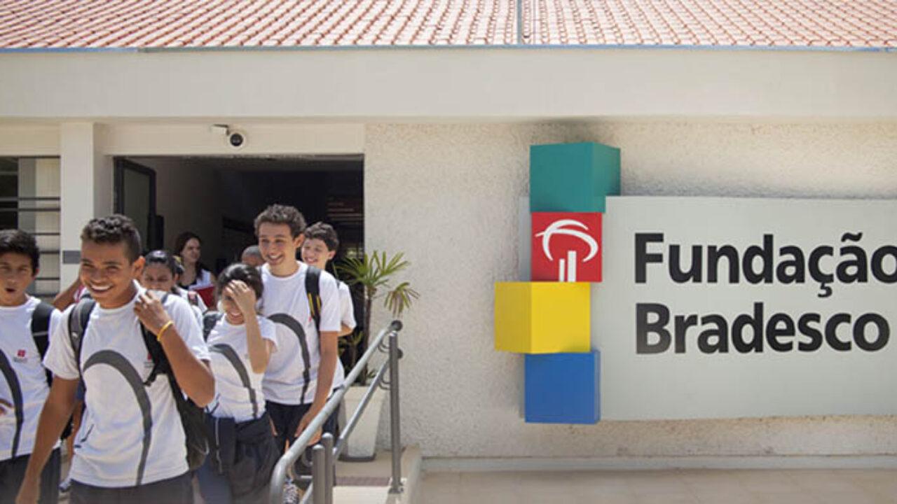 Fundação Bradesco Inscrições 2021