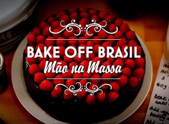Inscrições Bake Off Brasil 2021