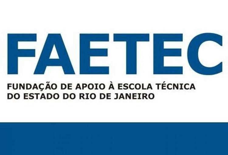 Inscrições FAETEC 2021
