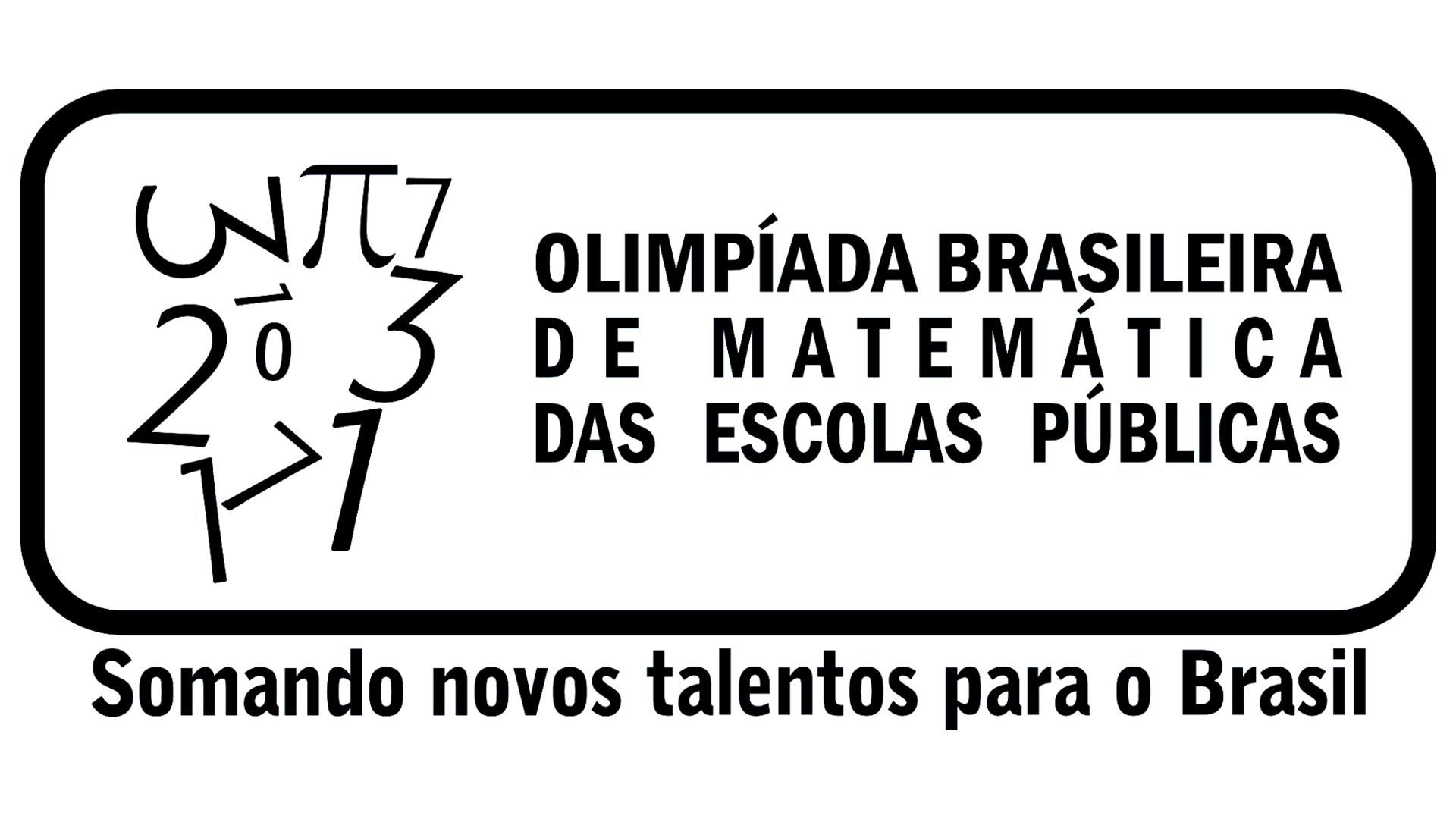 Inscrições OBMEP 2021