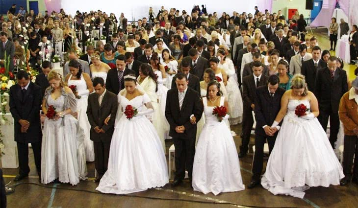 Casamento Comunitário 2021