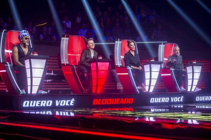 Plateia do The Voice 2021