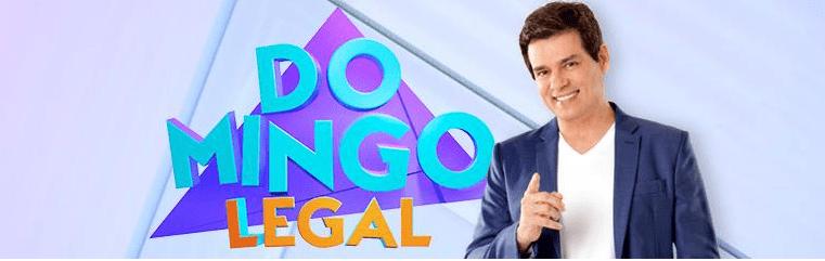 Inscrições Domingo Legal 2022