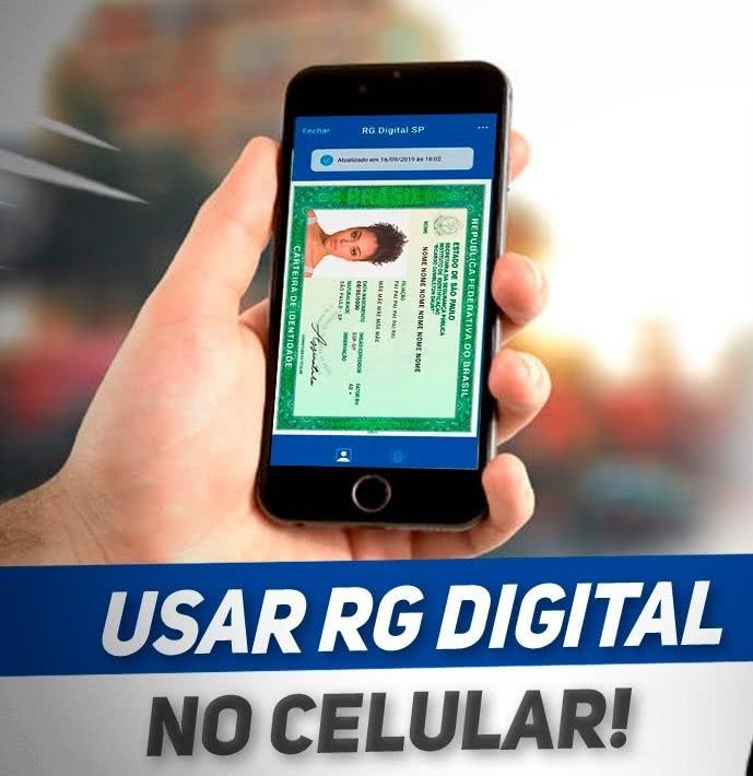 Aplicativo de Identidade Digital