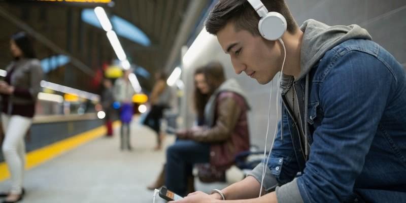 como ouvir música grátis
