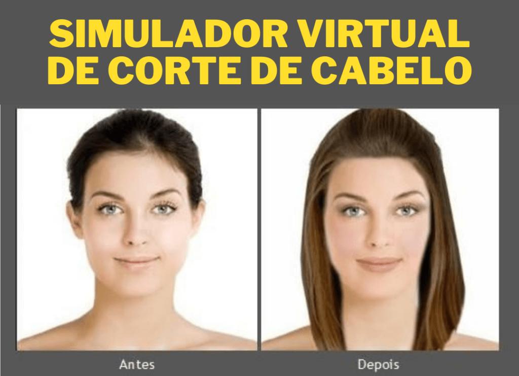 Simulador Virtual de Corte de Cabelo