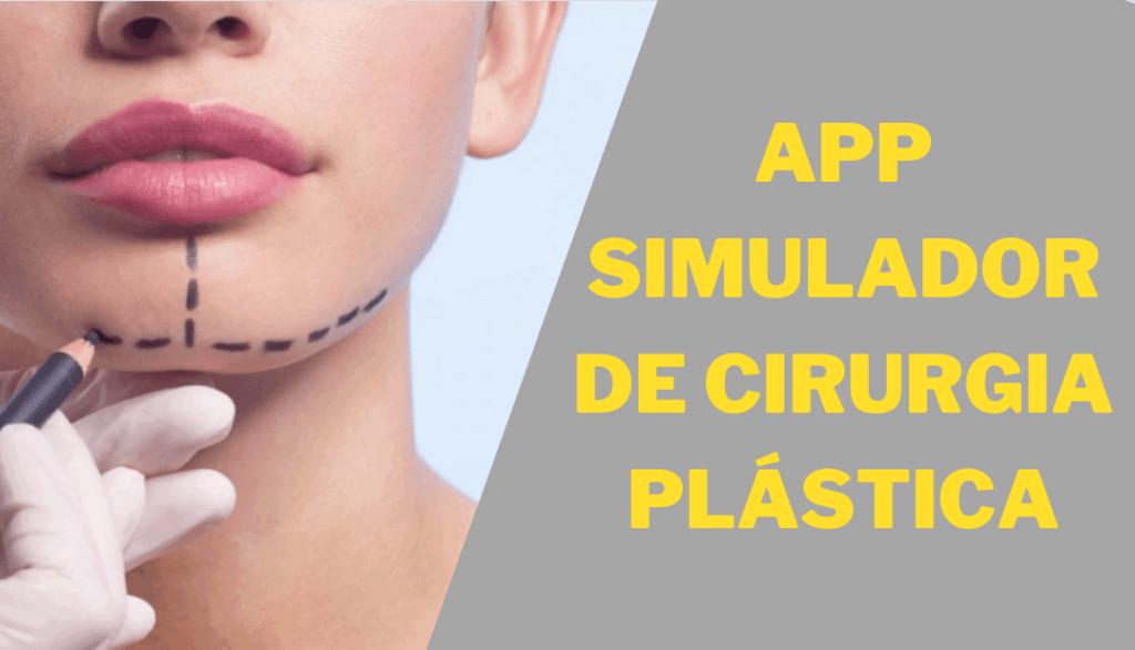 APP simulador de Cirurgia Plástica